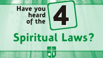 Have You Heard of the Four Spiritual Laws?
