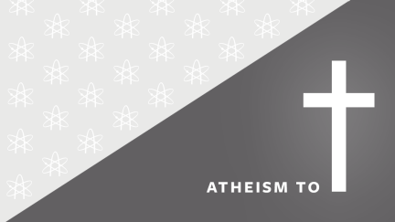 From Atheism to Christianity