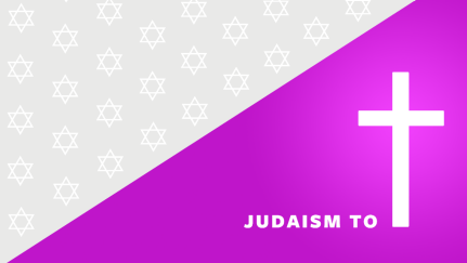From Judaism to Christianity