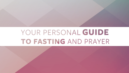 Personal Guide to Fasting